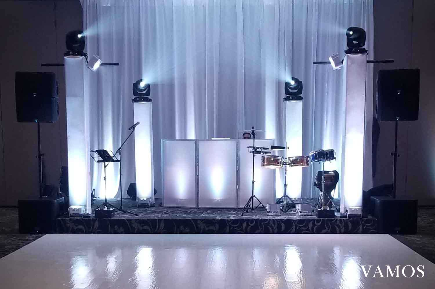 Stage Draping